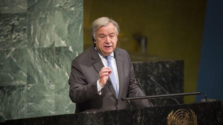 Guterres: 'Kendimi Gururlu Bir Feminist Olarak Görüyorum'