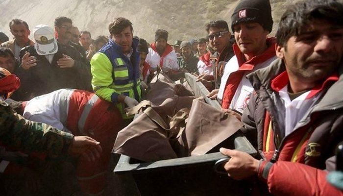 İran'da düşen jette ölen Mina Başaran ve arkadaşları için anıt dikilecek