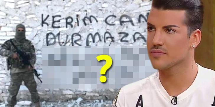 Afrin'deki Metmetçik'ten Kerimcan Durmaz'a mesaj