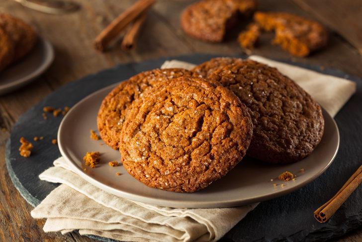Esmer güzel: Pekmezli kurabiye tarifi