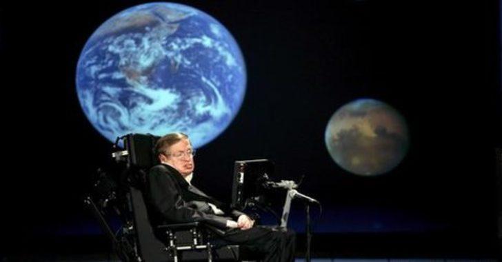 Beş soruda bir dahi: Stephen Hawking