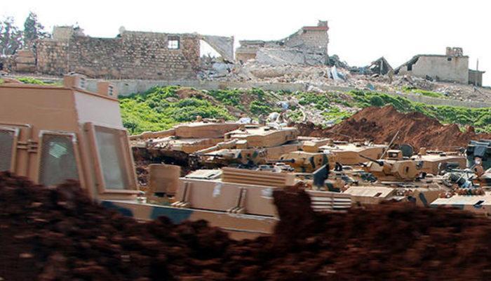 Afrin'de son dakika! 8'i birden düştü: Kaçıyorlar!