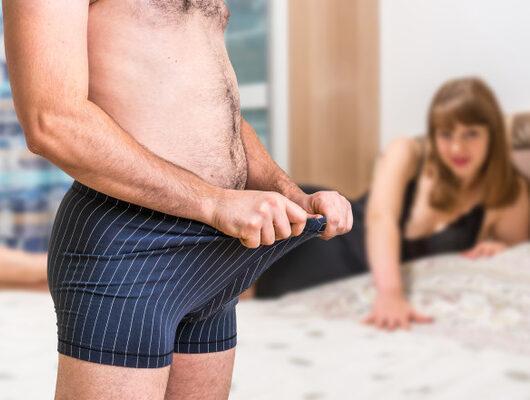 Penisinin kırıldığını 12 saat sonra farketti