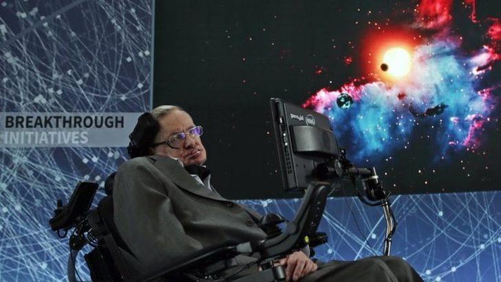 Stephen Hawking'i ünlü yapan keşifleri