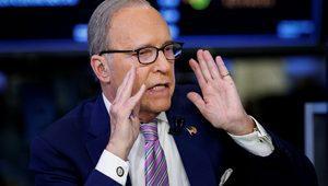 Televizyon yorumcusu Lawrence Kudlow, Trump'ın yeni baş ekonomi danışmanı