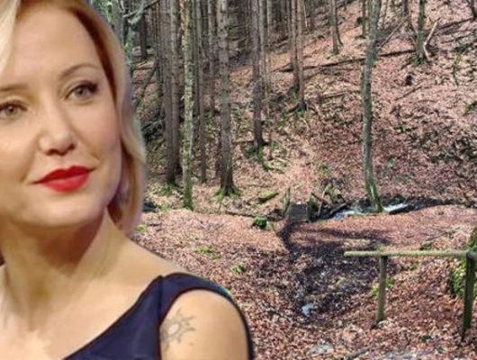Berna Laçin ormanda kayboldu! Heyecan dolu anlar