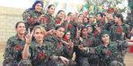 YPG'li 15 kadın terörist öldürüldü