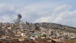 Suriye İnsan Hakları Gözlemevi'nden 'Afrin'de en az 18 sivil öldü' iddiası