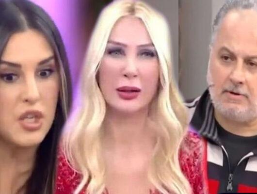Seda Sayan'ın programında Ebru Destan'ı çıldırtan Özcan Deniz sorusu!