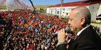 Erdoğan'dan son dakika Afrin açıklaması! 'Girdik giriyoruz'