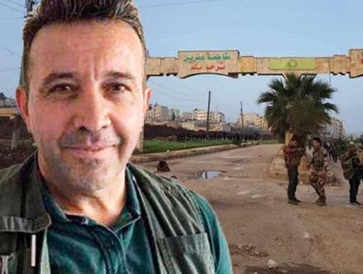 Abdullah Ağar'dan önemli açıklamalar! Afrin'de bundan sonra ne olacak?