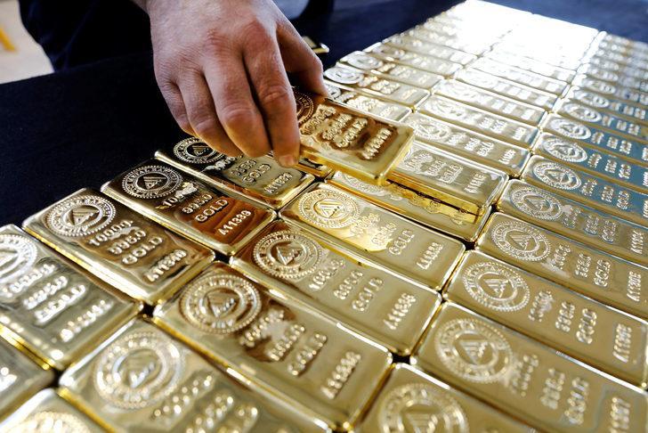 Altın fonlarına girişler hızlandı