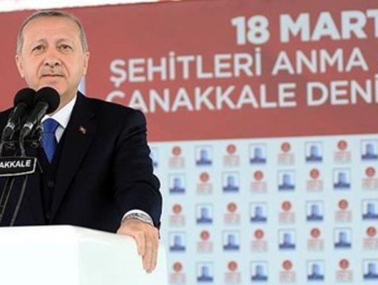 Cumhurbaşkanı Erdoğan: Afrin bu sabah tamamen kontrol altına alındı
