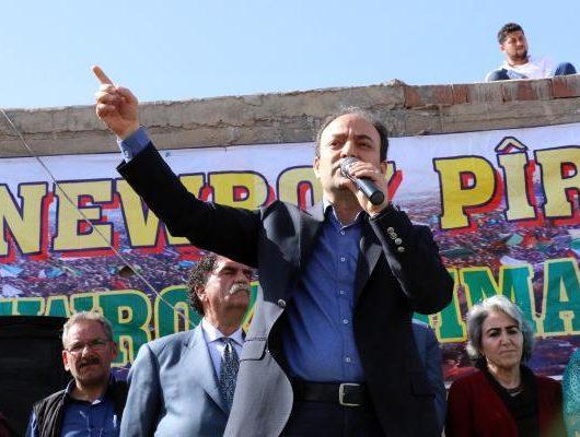 HDP'li vekilden dikkat çeken sözler: Başka seçenek bırakmıyorsunuz