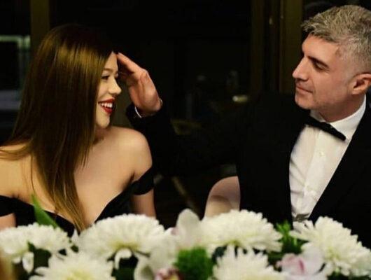 Feyza Aktan'dan Özcan Deniz için romantik paylaşım 'Varlığıma anlam kattığın için minnettarım'