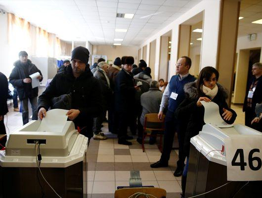 Rusya'daki başkanlık seçimini Putin kazandı