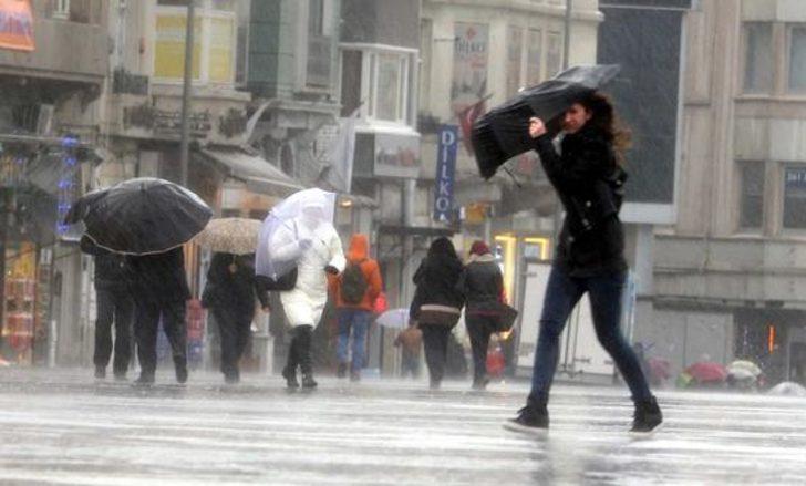İstanbul için Meteoroloji'den hava durumu uyarısı! Tüm hafta etkisini gösterecek
