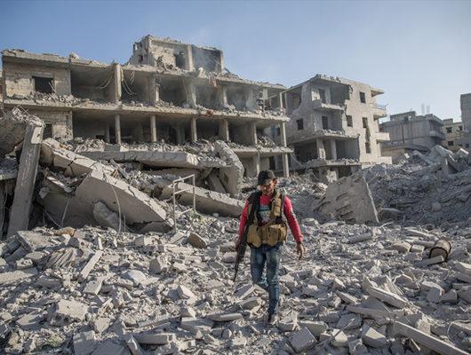 Afrin'de patlama! Çok sayıda ölü ve yaralı var