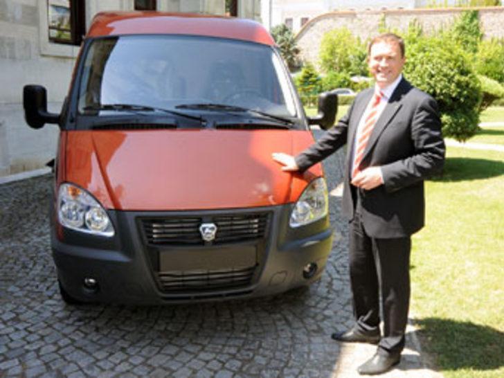 Rus otomotiv devi Türkiye'de üretime geliyor