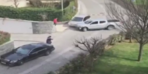 İstanbul'daki lüks sitede akılalmaz olay! Arabasını gören koştu ama...