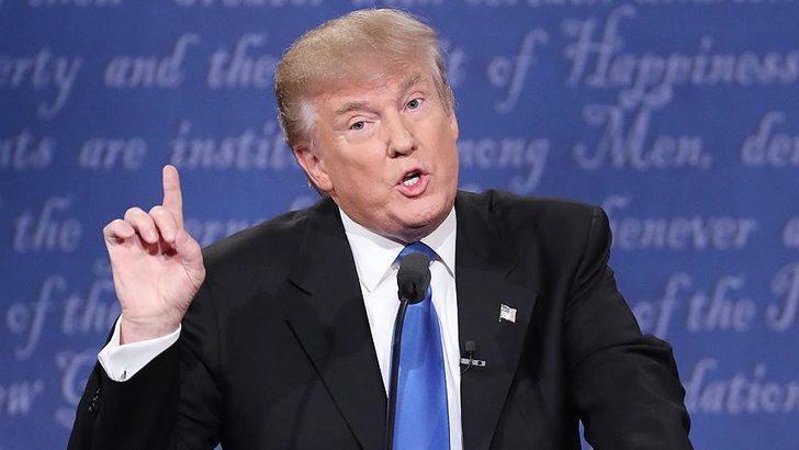 ABD Başkanı Trump'tan çok tartışılacak hamle!