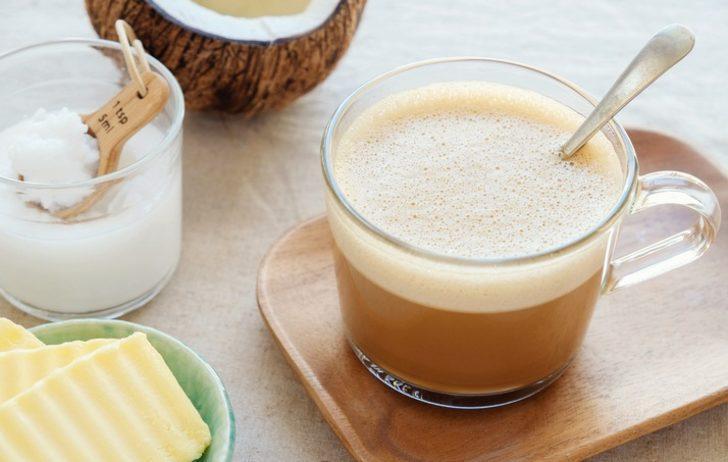 Son dönemlerin popüler içeceği: Kilo verdiren yağlı kahve