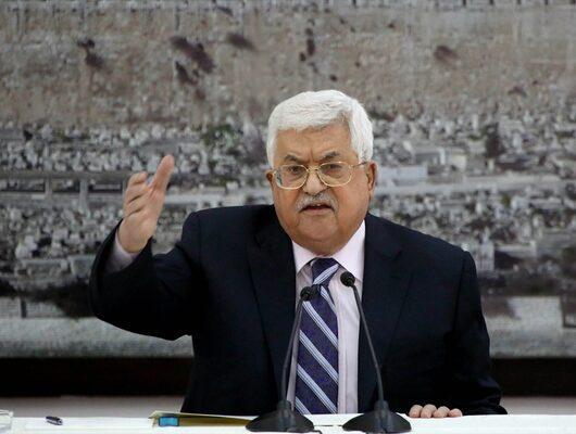 Filistin Devlet Başkanı Abbas'tan ABD Büyükelçisi'ne ağır sözler