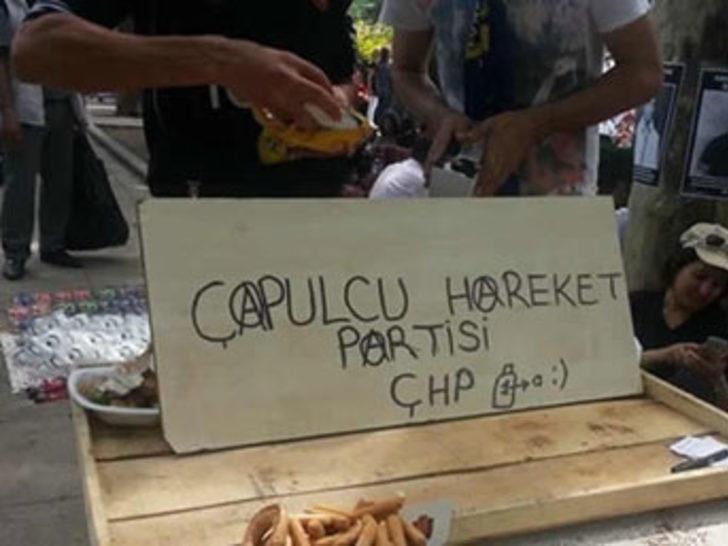 Çapulcu' markasının talibi artıyor