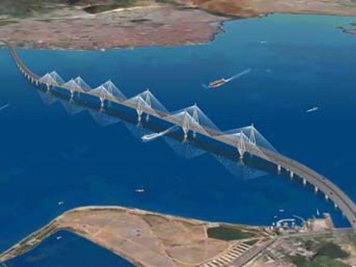 Dünyanın 4. büyük köprüsü!