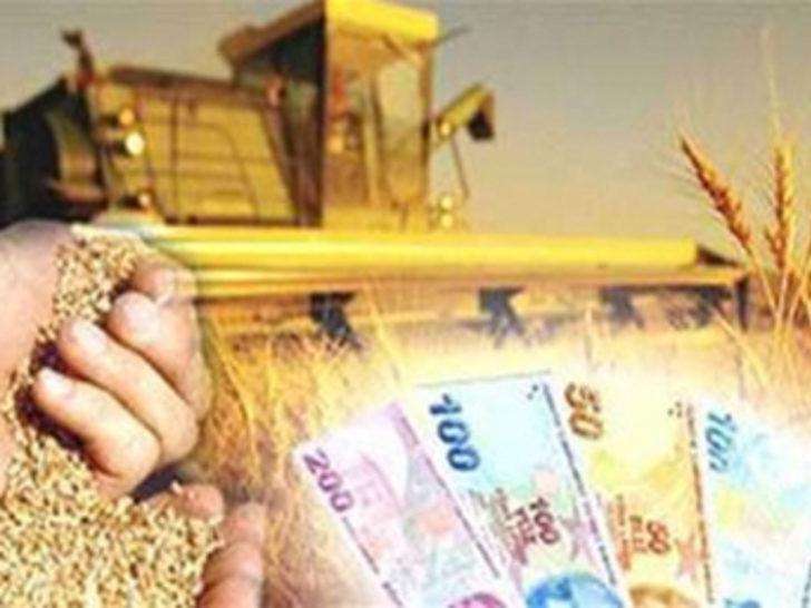 Tarım sektörüne 150 milyon lira destek