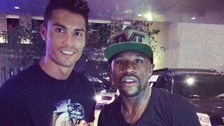 Mayweather'dan Ronaldo bombası!