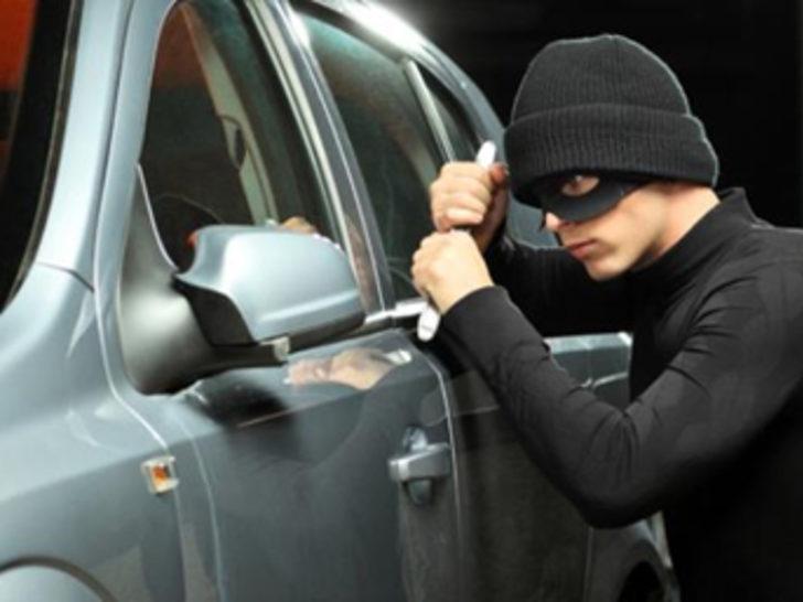 Bu araba hırsızların gözdesi