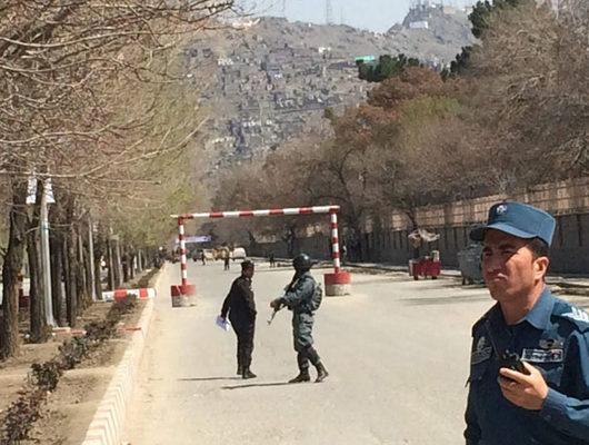 Kabil'de son dakika patlama! Çok sayıda ölü var