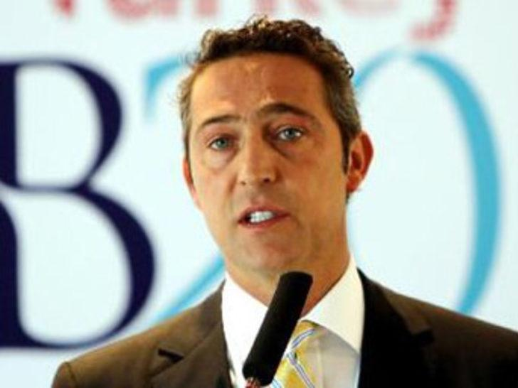 Koç Holding Yönetim Kurulu Başkanlığında Ibre Ali Koçtan Yana