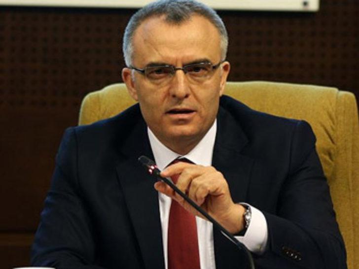 Maliye Bakanı Ağbal'dan asgari ücret açıklaması
