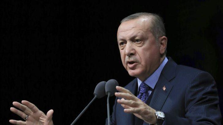 Cumhurbaşkanı Erdoğan: 'Bölgede Gerilim Daha Fazla Tırmandırılmamalı'