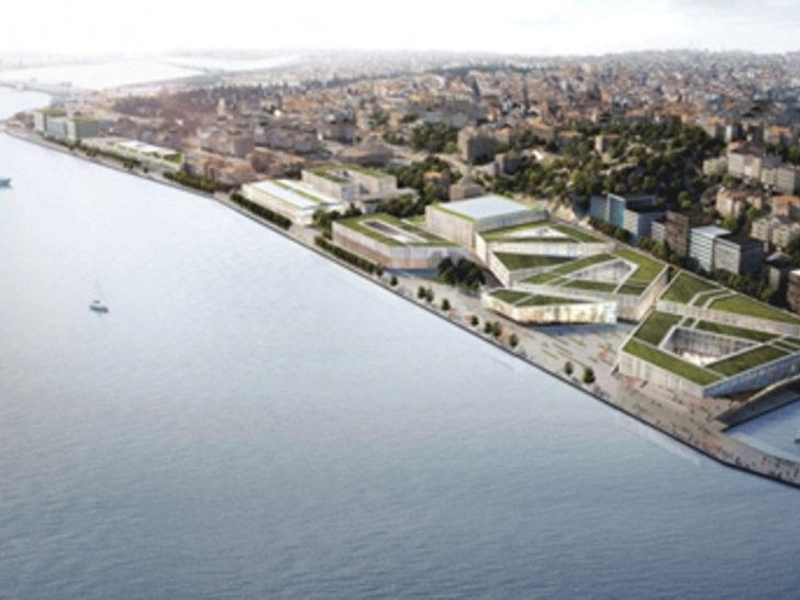 Galataport'a 6 bankadan 1 milyar euro finansman
