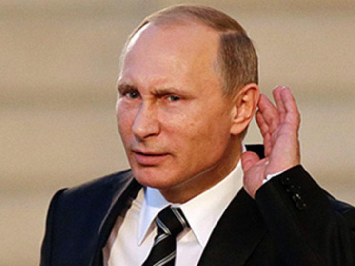 'Dünyanın en zengini Putin' iddiası!