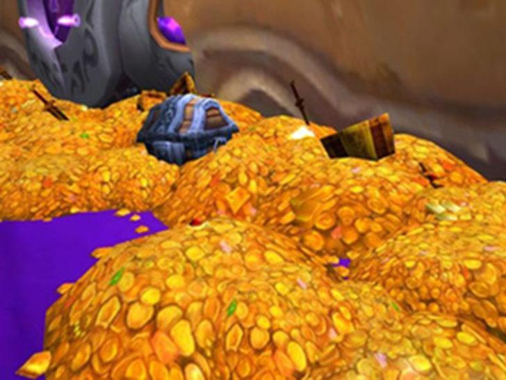 World of Warcraft altını Venezüella para biriminden daha değerli!