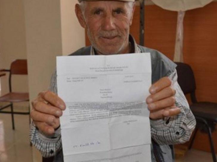 9 yıl önce emekli olduktan sonra SGK'dan borç geldi