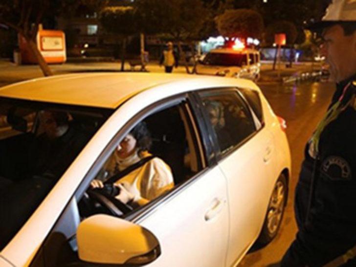 Mevzuata uymayan araçlara ceza yağdı
