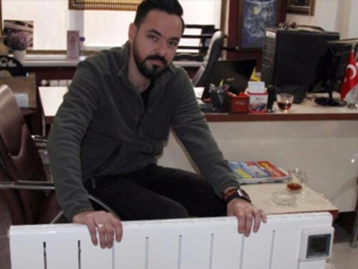Tamirci kardeşlerin ısıtıcısı bilgisayarlardan az enerji harcıyor