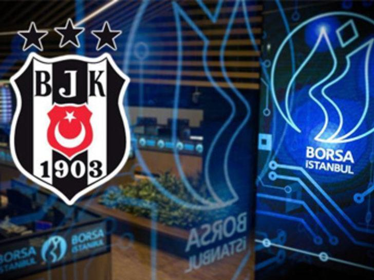 Fikret Orman'ın istifasının ardından Beşiktaş hisselerinde hareketlilik
