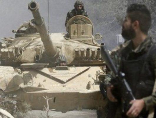 Suriye'de korkunç saldırı! Yanarak can verdiler
