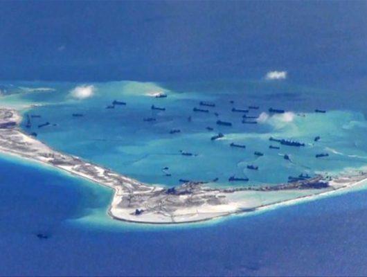 ABD operasyon başlattı! Savaş gemileri Çin'e yaklaştı