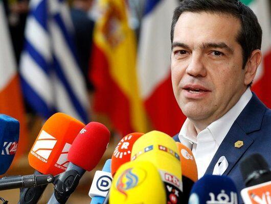 Yunanistan Başbakanı Çipras: Ege'de sıcak temas yaratan kendi ayağına kurşun sıkar