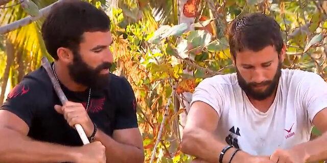 Survivor 2018 31. bölüm fragmanı! Adem ve Turabi yüzleşiyor 'İkimiz de sinirliydik'
