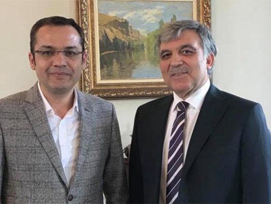Abdullah Gül, Cumhurbaşkanlığı adaylığı için ilk kez sinyal verdi