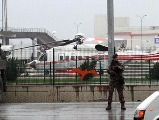 Cumhurbaşkanı Erdoğan'ın uçağında hareketli dakikalar!