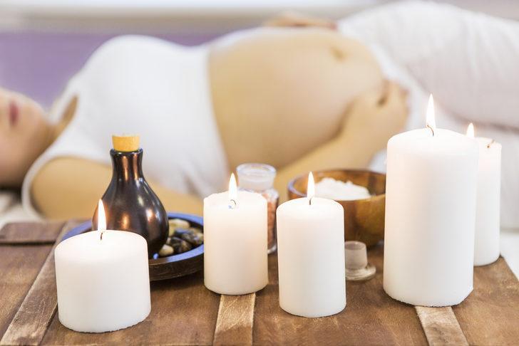 Hamilelik ağrılarını alternatif tıpla azaltın